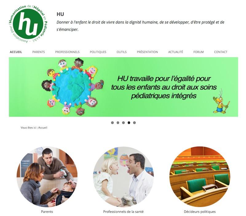Site de HU