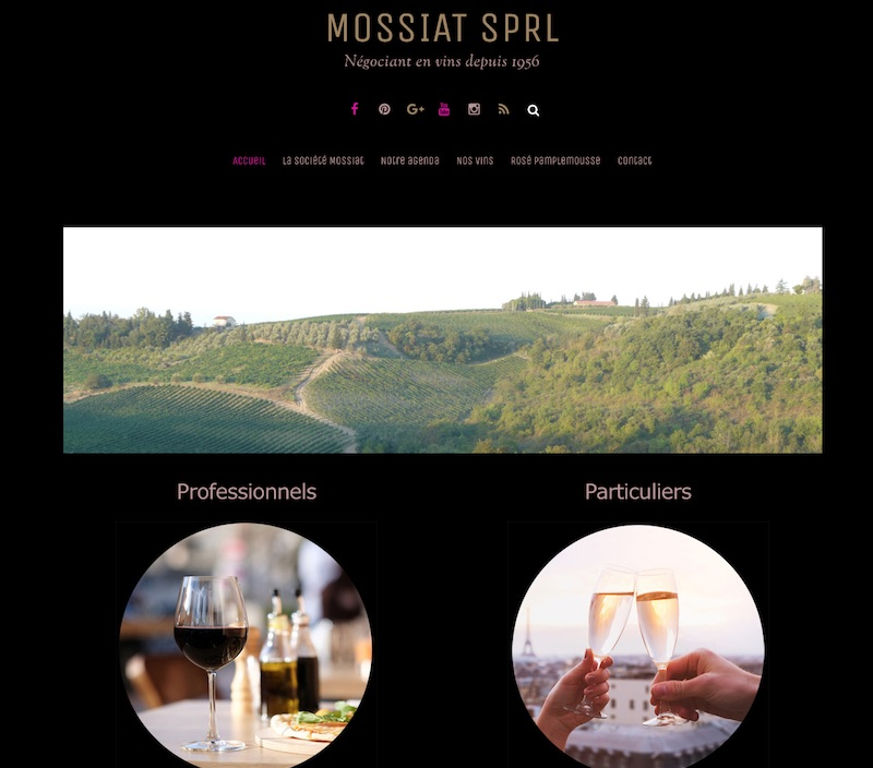 Site de Mossiat SPRL